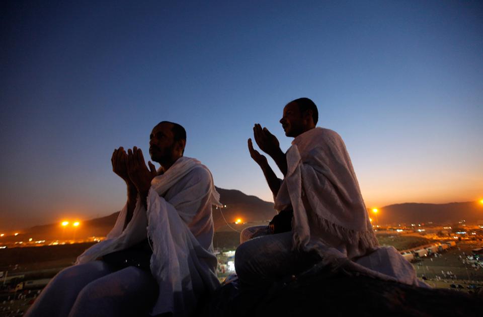 Arafati, dita e ndriçimit të shpirtrave