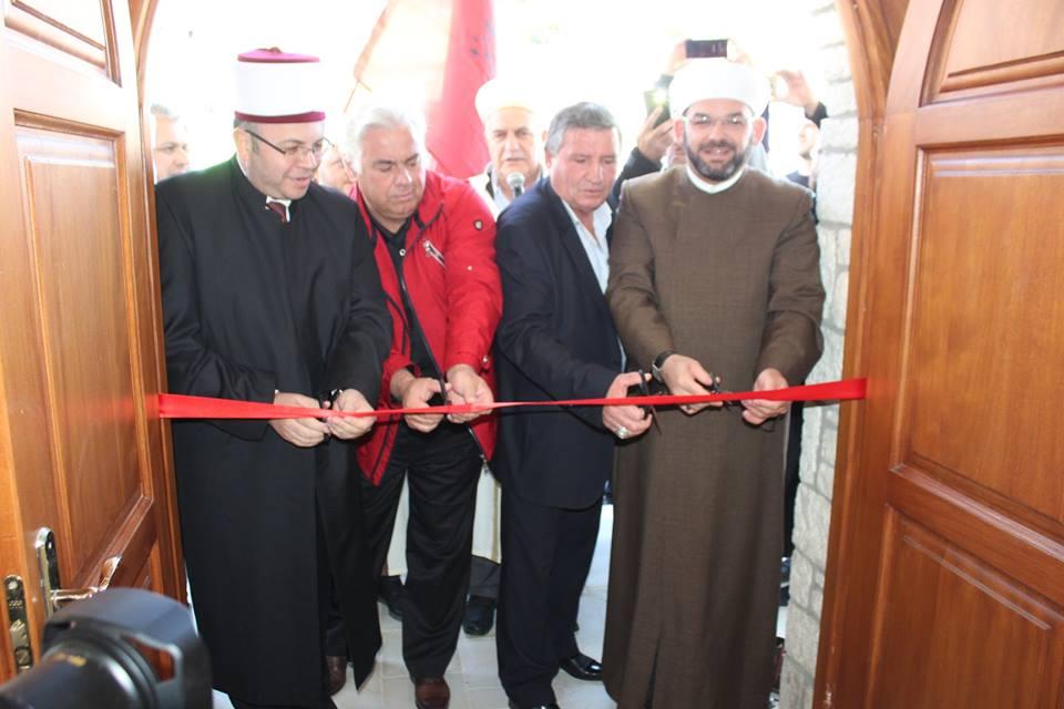 Një xhami e re hijeshon hyrjen e qytetit të Shkodrës