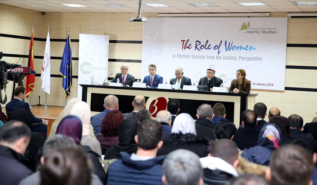 """Zhvillohet konferenca ndërkombëtare me temë: """"Roli i gruas në shoqërinë moderne sipas këndvështrimit Islam"""""""