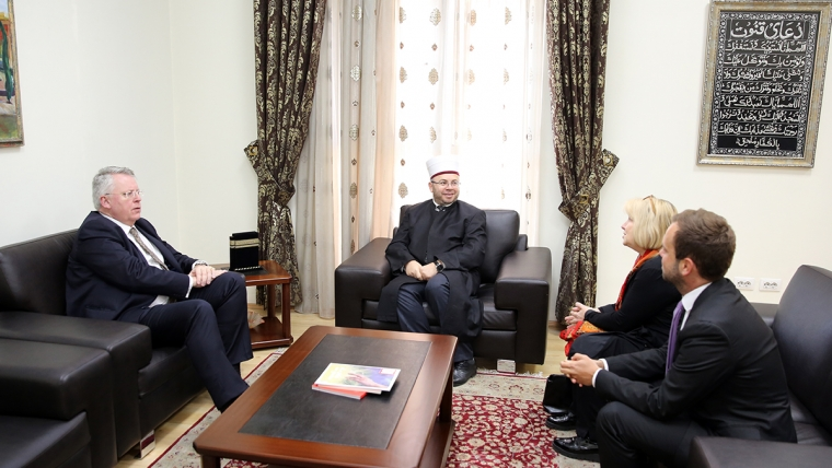 Drejtori i Përgjithshëm i Deutsche Welle viziton KMSH-në