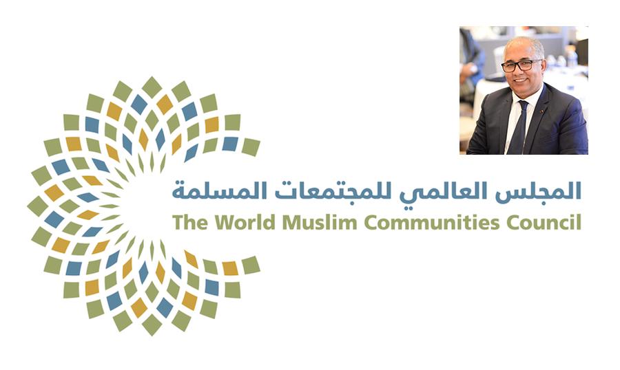 Këshilli Botëror i Komuniteteve Myslimane uron kryetarin e KMSH-së