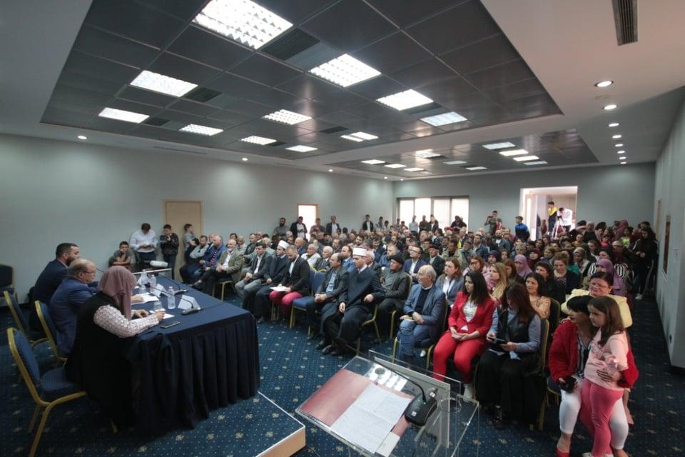 Myftinia e Fierit organizon konferencë për muajin e Ramazanit