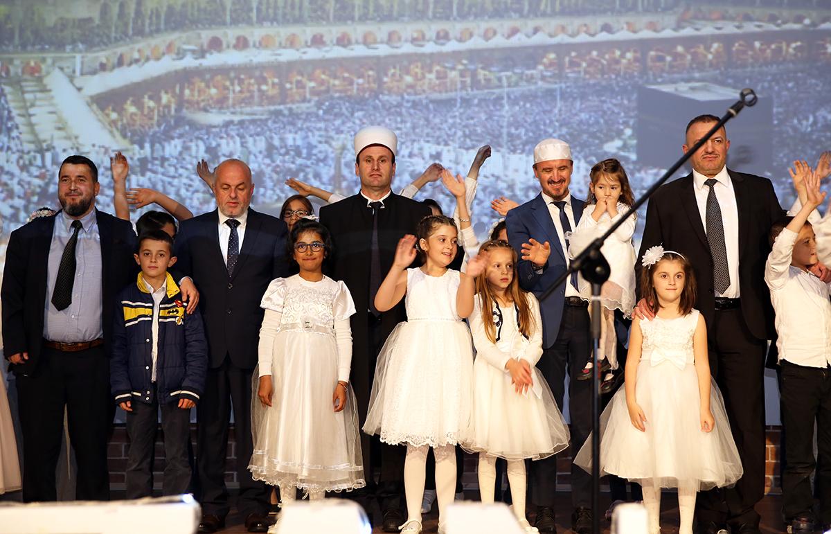 """Myftinia e Elbasanit organizon programin festiv """"Ramazani, muaji i vlerave dhe i harmonisë"""""""