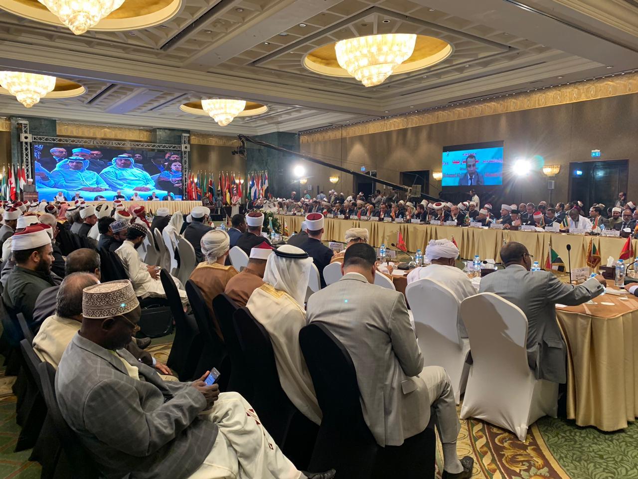 Kreu i KMSH-së merr pjesë në Konferencën e 30-të ndërkombëtare të organizuar nga Ministria e Vakëfeve në Egjipt