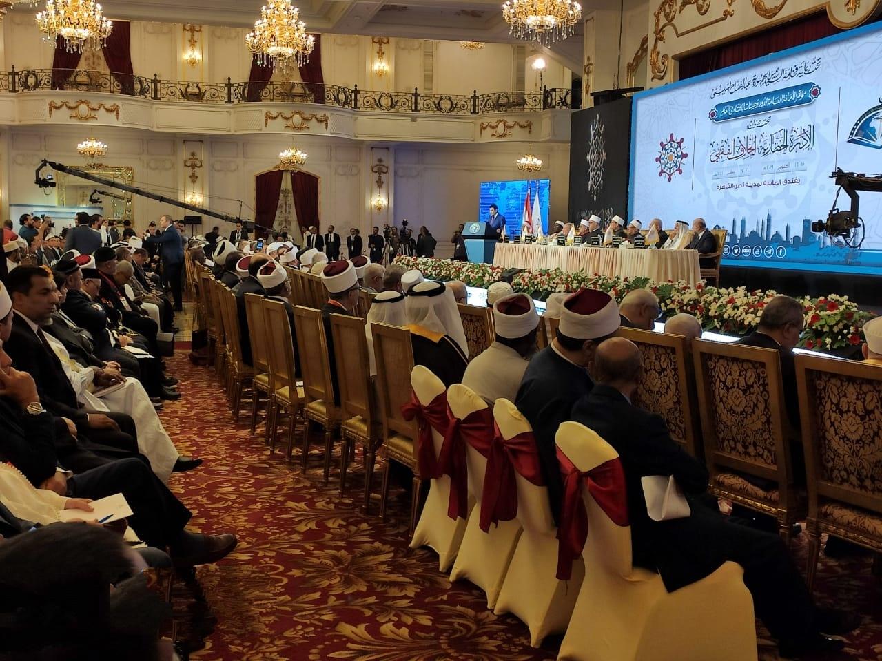 Nënkryetari i KMSH-së merr pjesë në konferencën ndërkombëtare në Egjipt