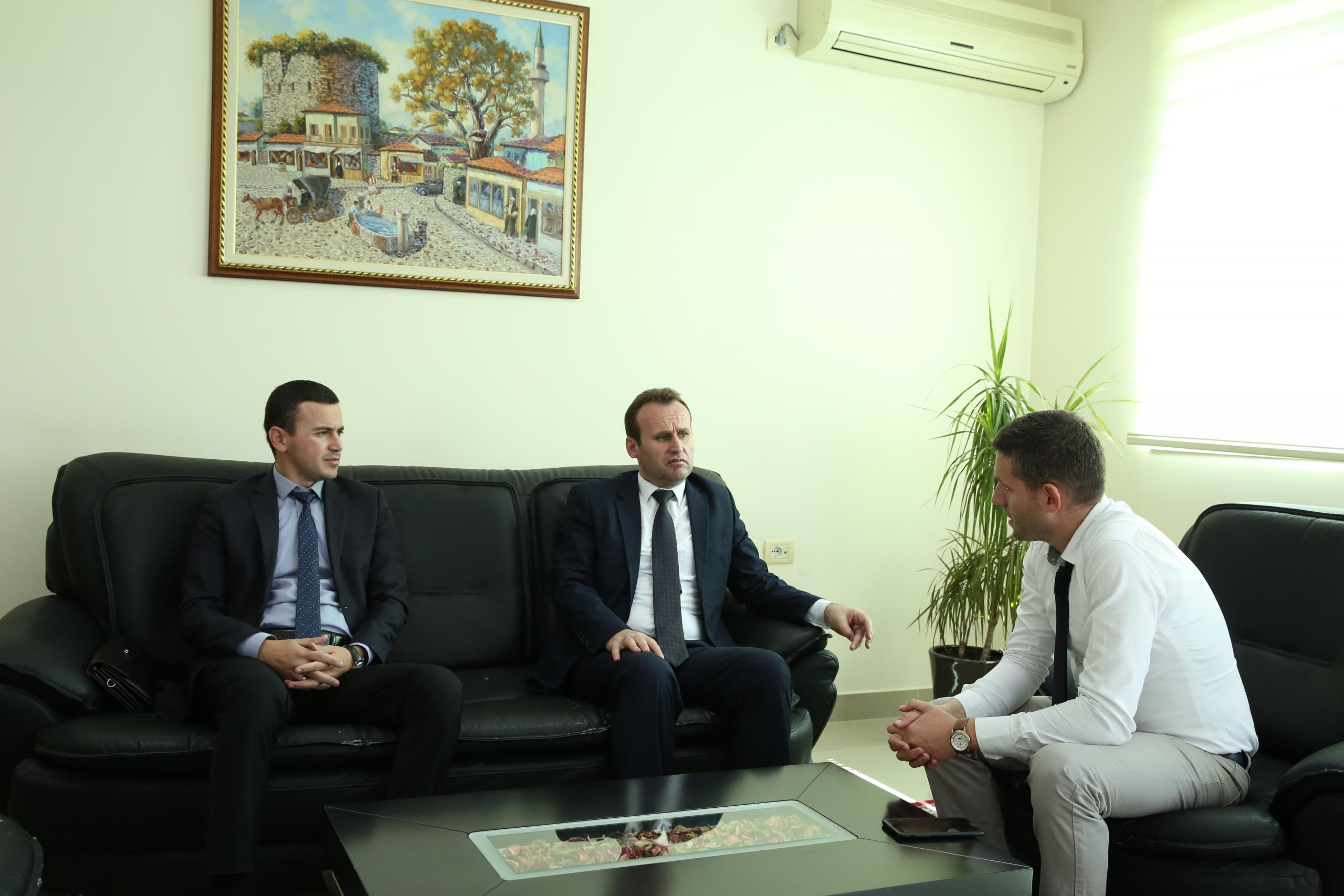 Kreu i KMSH-së viziton Medresenë e Elbasanit