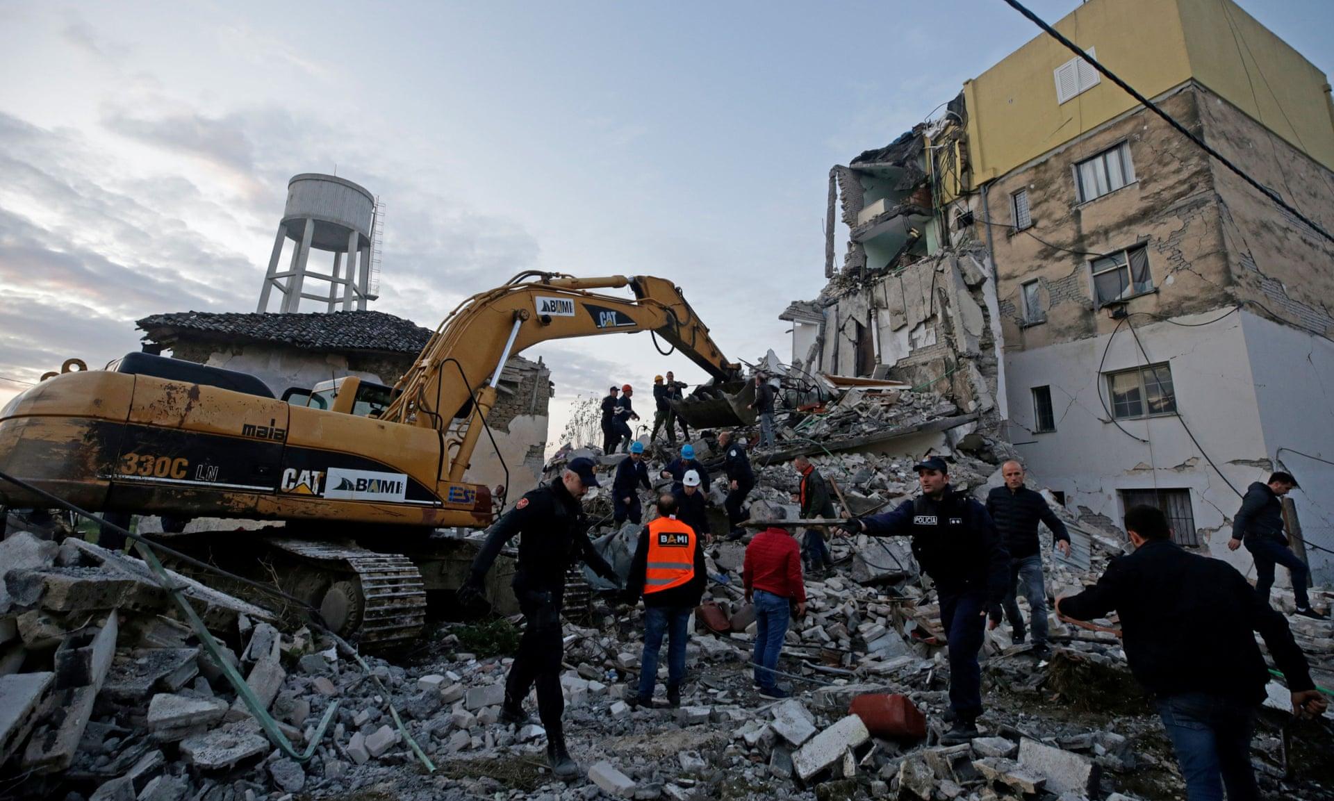 KMSH, thirrje për solidarizim me familjet e prekura nga tërmeti