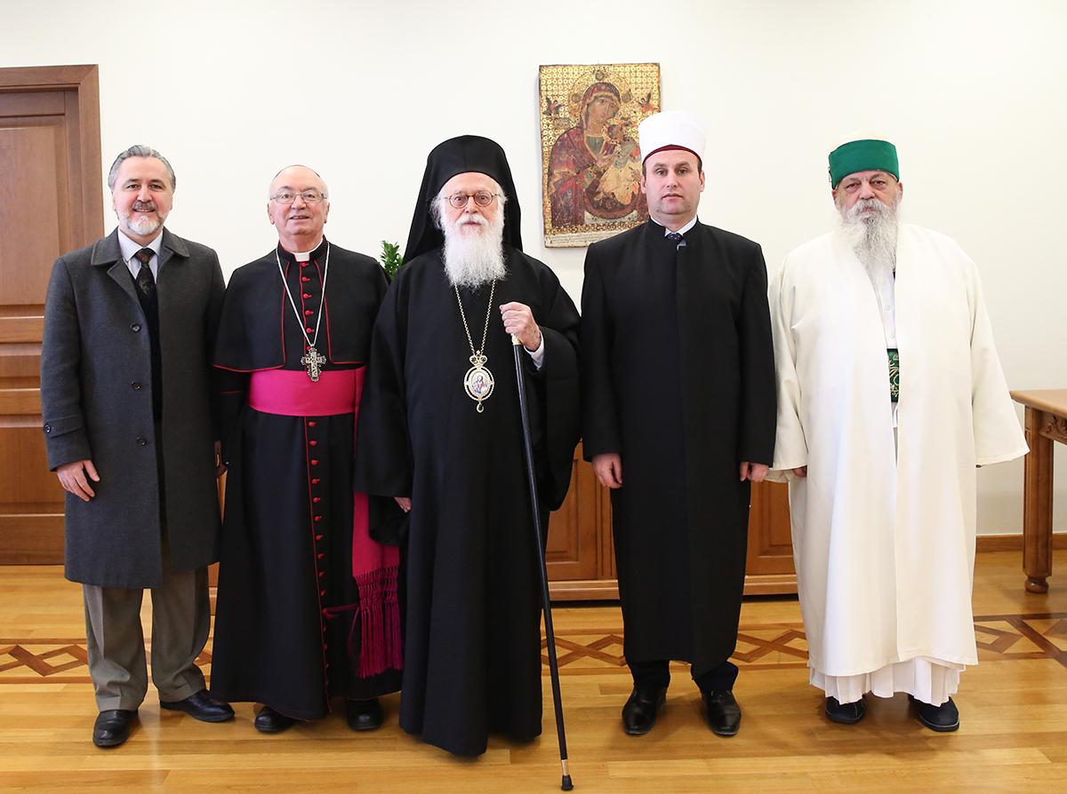 Mblidhet Bordi i Presidencës së Këshillit Ndërfetar të Shqipërisë