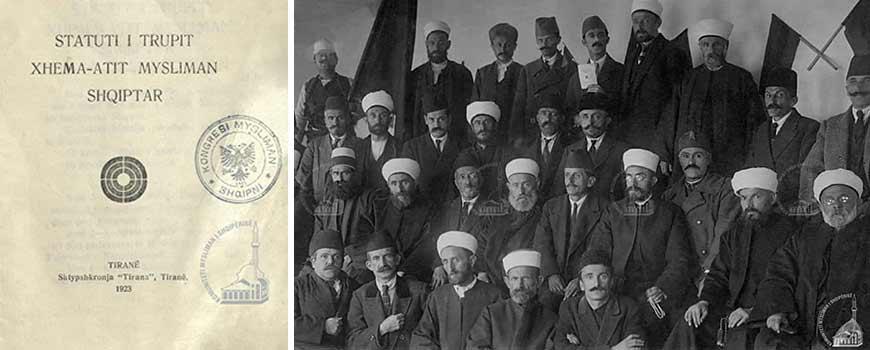 24 Skurt 2021, 98-Vjetori i Kongresit të I-rë Mysliman Shqiptar