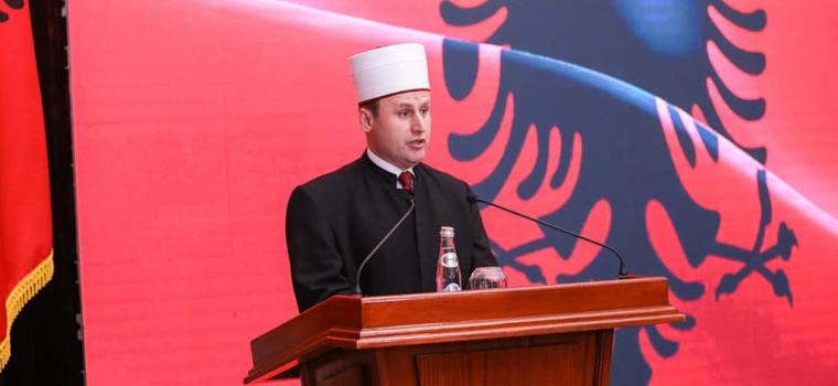 Kreu i KMSH-së, H. Bujar Spahiu mori pjesë në ceremoninë e vlerësimit të KNFSH-së nga Presidenti Ilir Meta