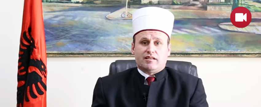Kryetari i KMSH-së, Bujar Spahiu uron besimtarët me rastin e fillimit të muajit të Ramazanit