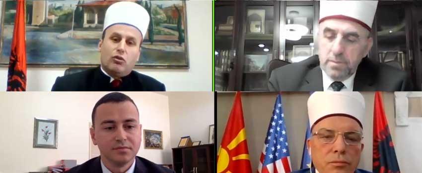 """Simpoziumi """"Ramazani në Trevat Shqiptare"""" me iniciativë të Kryetarit të KMSH-së, H. Bujar Spahiu"""