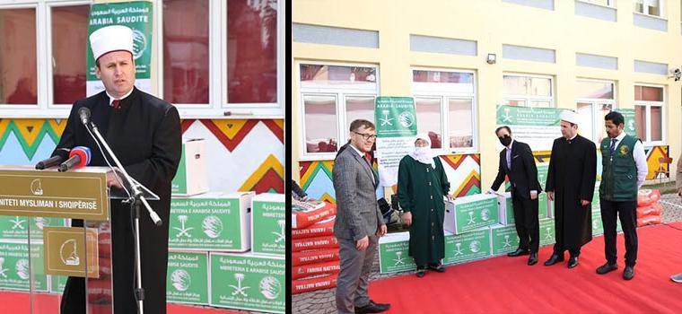 RAMAZAN 2021 – KMSH, aktivitet humanitar në ndihmë të mbi 6000 familjeve në nevojë