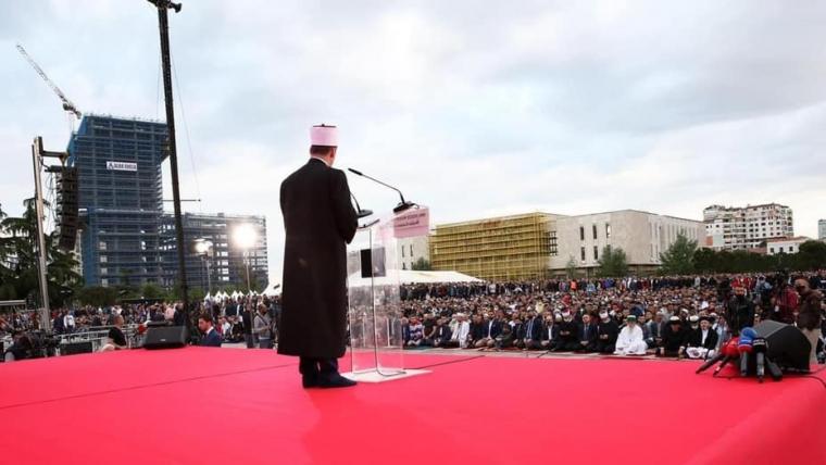 H. Bujar Spahiu: Ramazani mbaroi, po tani?!