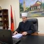 Kreu i KMSH, H. Bujar Spahiu bashkëbisedim me Burim Jasharin e Unionit të Qendrave Islame Shqiptare në Gjermani
