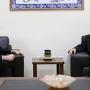 Kryetari i KMSH-së, H. Bujar Spahiu, priti për vizitë Nuncin Apostolik në Shqipëri, z. Luigi Bonazzi