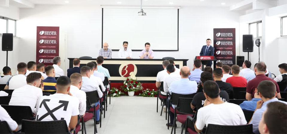 Konkursi i parë i Ezanit i organizuar nga KMSH