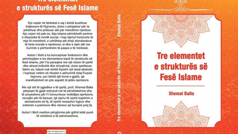 Tre elementët e strukturës së Fesë Islame