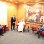 Kryetari i KMSH-së, dhe Ministri i Arabisë Saudite, pritën nga Presidenti i Republikës, Ilir Meta